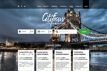 Citifocus Website