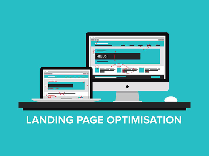 vacancy landing pages