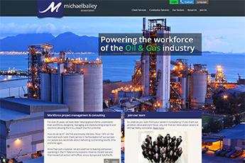 Michael Bailey Associates Website