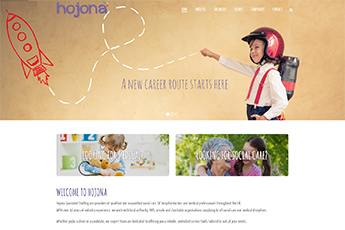 Hojona Website