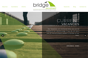 Bridge Recruitment Website