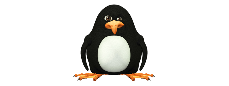penguin 4 has arrived